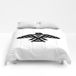Native American Thunderbird Symbol Flag Comforters