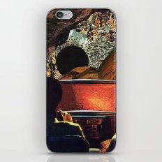 The Getaway by Zabu Stewart iPhone & iPod Skin