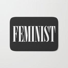 Feminist Quote Bath Mat