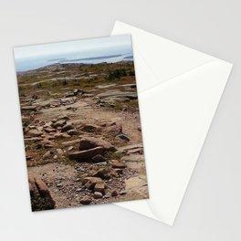 Fire skull Stationery Cards