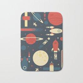 Space Odyssey Bath Mat