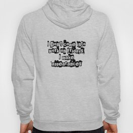 Friday Slouch Hoody