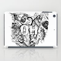 ohio iPad Cases featuring Ohio. by Stefani Reeder
