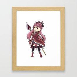 Kyoko Sakura Framed Art Print