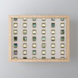 Windows II Framed Mini Art Print