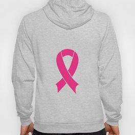 Cancer ribbon Hoody