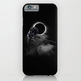 Loyal Wolf iPhone Case