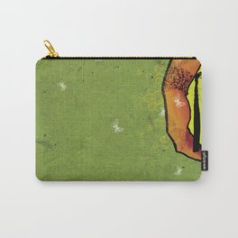 For you - green Carry-All Pouch