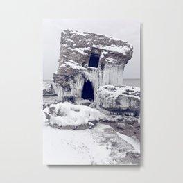 ICE DREAM. I Metal Print