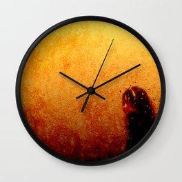 Retros Wall Clock