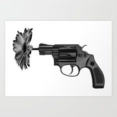 Flower Piece Art Print