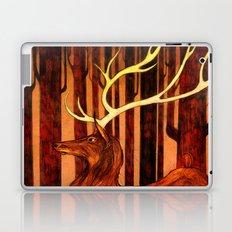 La Majesté du Cerf (The Proud Stag) Laptop & iPad Skin