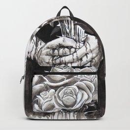 Shattered Backpack