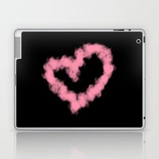 LOVE IN SMOKE Laptop & iPad Skin