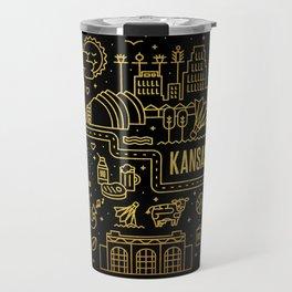 kcmo icons Travel Mug
