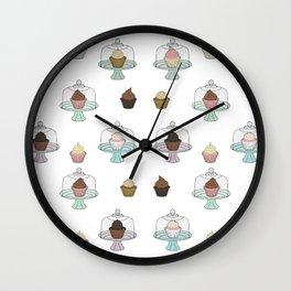 Cupcake, You're So Sweet Wall Clock