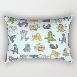 Kaiju Babies Rectangular Pillow