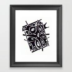 nt016 Framed Art Print