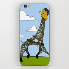 Gireffel Tower iPhone Skin