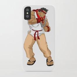 Street Fighter Andres Bonifacio iPhone Case
