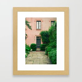 The Rectory Framed Art Print