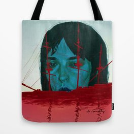 The Sinking Ship IS My Lifeboat. Tote Bag
