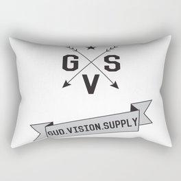 Gud Vision Supply Rectangular Pillow