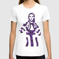 megan lara T-shirts featuring Fashion Lara Stone by fashionistheonlycure