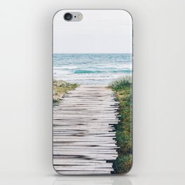 Path to my Heart iPhone Skin