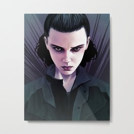 Eleven's Gift Metal Print