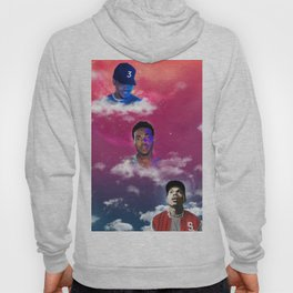 Cloudy With a Chance of Acid (remix) Hoody