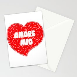Amore Mio Stationery Cards