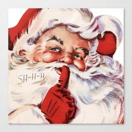 Santa20151101 Canvas Print