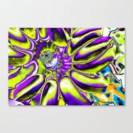 Bananas Pop Art Canvas Print