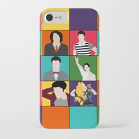 hedwig iPhone & iPod Cases featuring From Harry To Hedwig by byebyesally