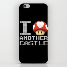 I Love Another Castle iPhone & iPod Skin