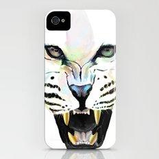 Cheetah  iPhone (4, 4s) Slim Case