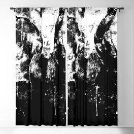 tarantula fangs wsdbw Blackout Curtain