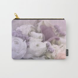 Romantic Flowers Carry-All Pouch