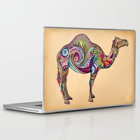 camel Laptop & iPad Skins featuring Camel by Green Girl Canvas