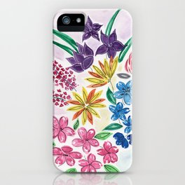 Those Flowers iPhone Case