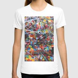 Abstract Street Art T-shirt