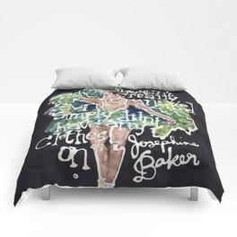 Josephine Baker Comforters