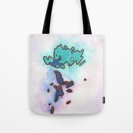 a new braid (updo) Tote Bag