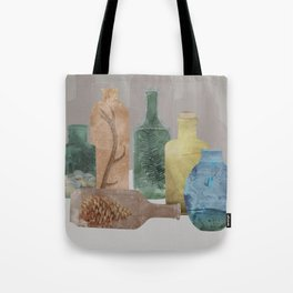 Deconstructed Woods Tote Bag