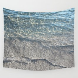 Water Photography Beach Wall Tapestry