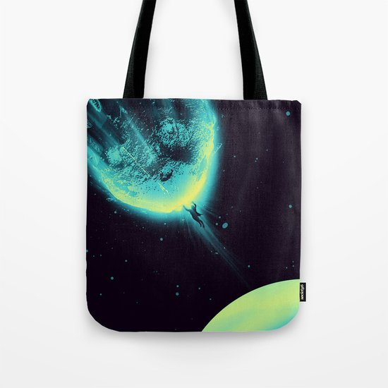 There Is No Planet to Save Tote Bag