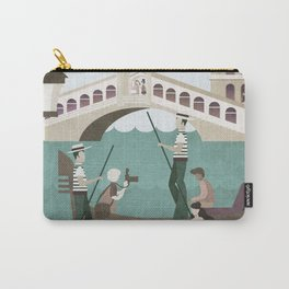 Venice Italy 3 Carry-All Pouch