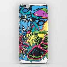 Abstract #5 iPhone & iPod Skin