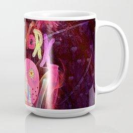 New York Popart by Nico Bielow Coffee Mug